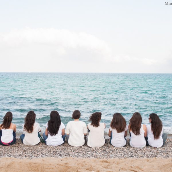 Sesión de despedida de soltera